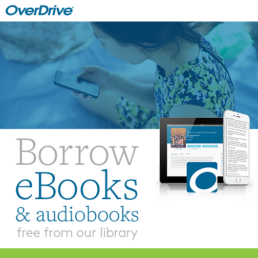 Borrow eBooks & audiobooks free from our library